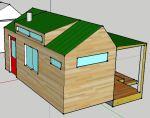 Stationary Tiny House2